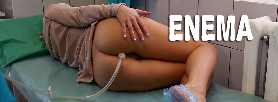Medical fetish procedures enemas You will
