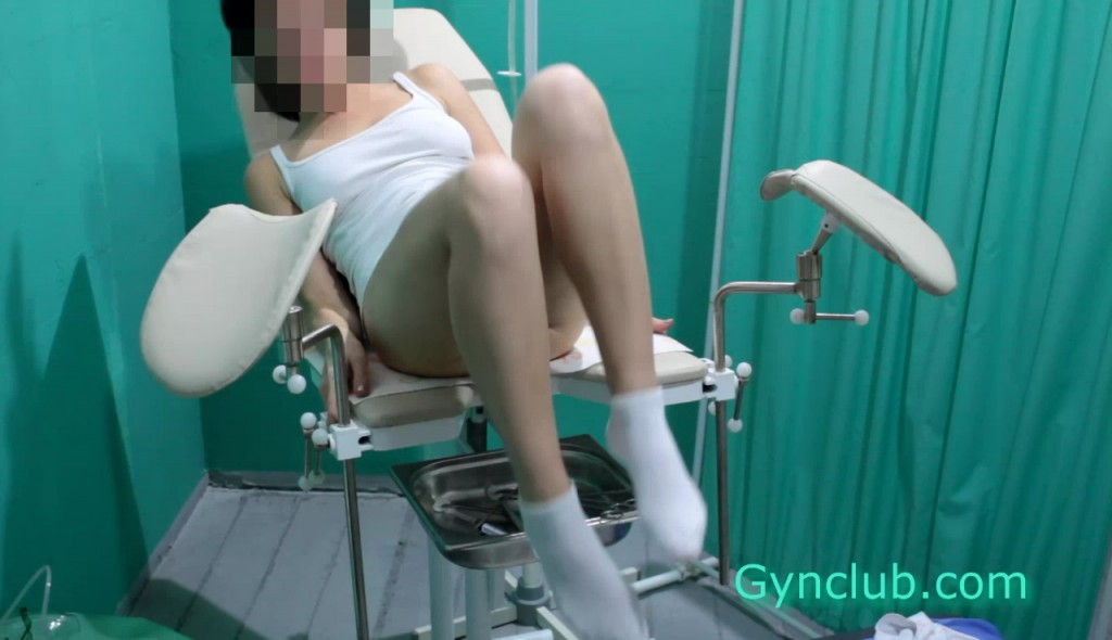 Latex Gyno - Episode-18 (full gyno exam) (23) – MEDICAL FETISH VIDEO